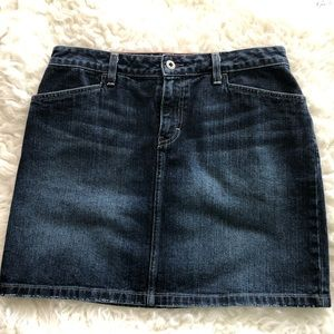 Like NEW Tommy Hilfiger Denim Skirt - Size 10